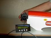 Measuring Engine Thrust Angle