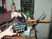 Measure Left Gear Before Straightening